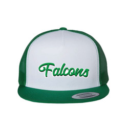 Falcons Trucker Snapback Hat